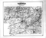 Campbell Township, Nebraska, Butlerville, Jennings County 1884